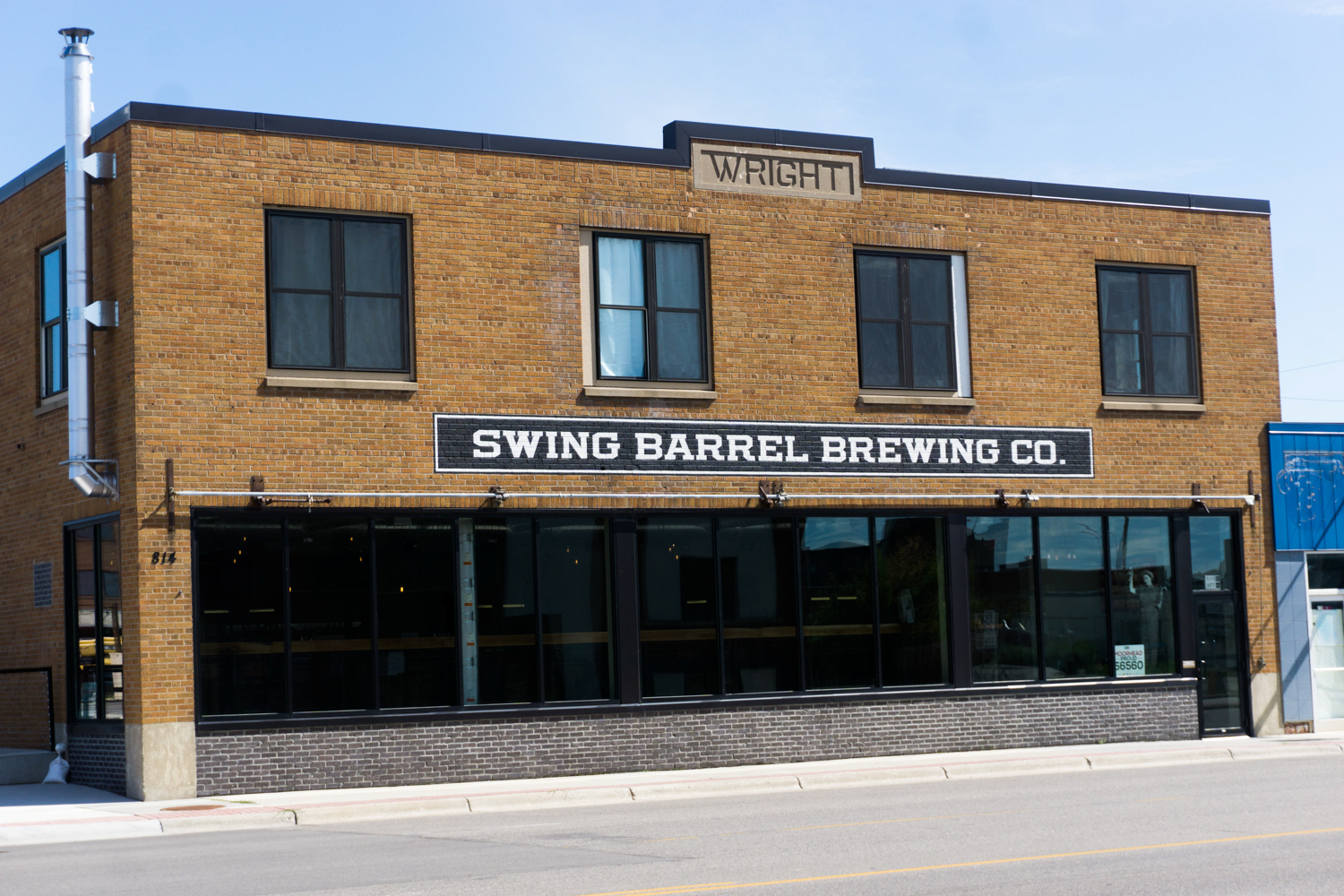 Swing Barrel Brewing Co. in Moorhead // Photo by Nolan Schmidt