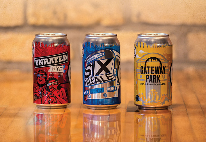 612Brew Cans