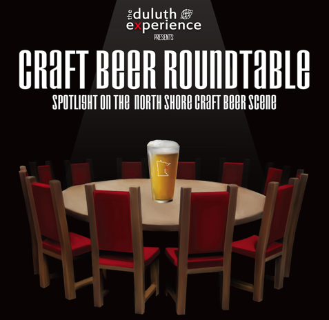 Duluth Experience Craft-Beer-Roundtable
