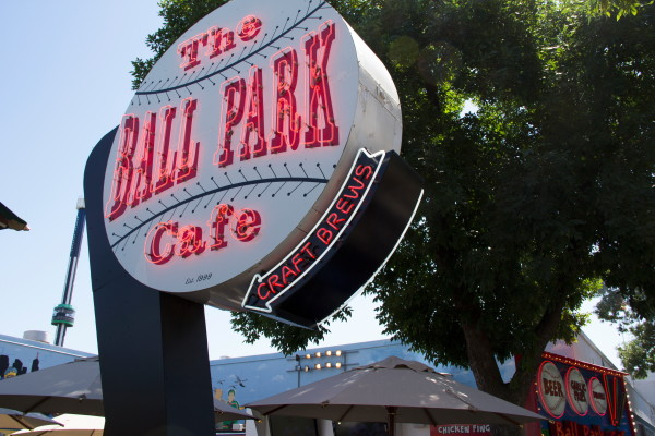 The Ball Park Cafe at the Minnesota State Fair // Photo by Brian Kaufenberg