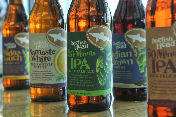 Dogfish Head Craft Brewery // Photo courtesy of Dogfish Head