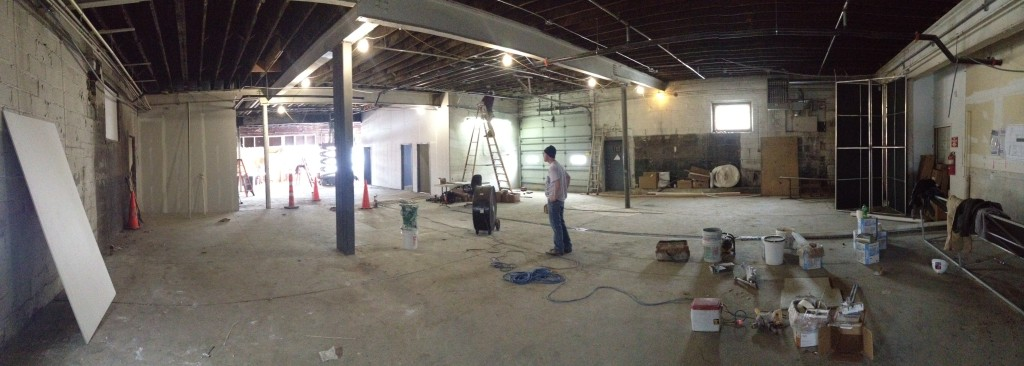 Excelsior Brewing Expansion // Courtesy of Excelsior Brewing