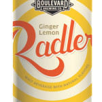 Boulevard Ginger Lemon Radler // Courtesy of Boulevard Brewing
