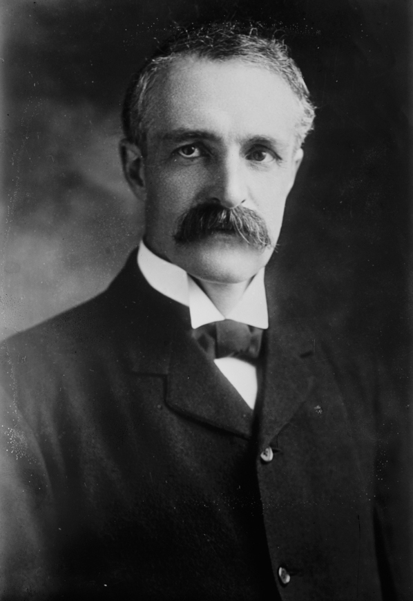 Gifford Pinchot - Photo courtesy of Library of Congress, Prints & Photographs Division, photograph by Harris & EwingWEB