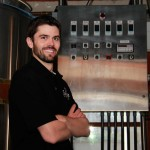 Grant Pauly, 3 Sheeps Brewing Co. Co-Owner & Brewmaster // Courtesy of 3 Sheeps Brewing