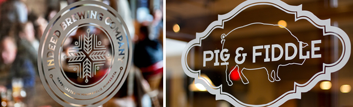 Indeed Pig and Fiddle Dinner