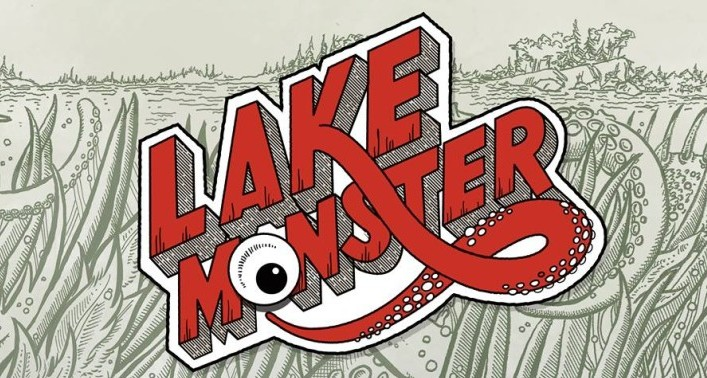 Lake Monster Logo // Courtesy of Lake Monster Brewing's Website