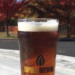 Lupulin Brewing Verticality #1 // Photo courtesy of Lupulin Brewing