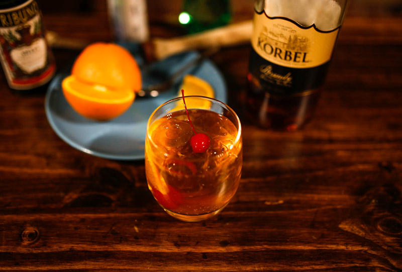 The Wisconsin Old Fashioned // Photo by Aaron Davidson