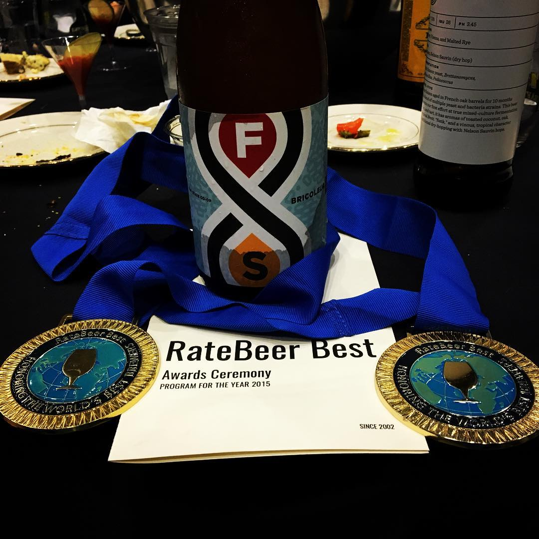 Ratebeer fair state Medals