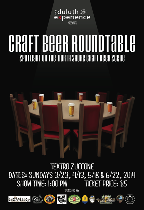 Duluth Experience Craft Beer Roundtable