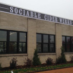 Sociable Cider Werks - NE Brewers Block Party // Photo courtesy Sociable Cider Werks
