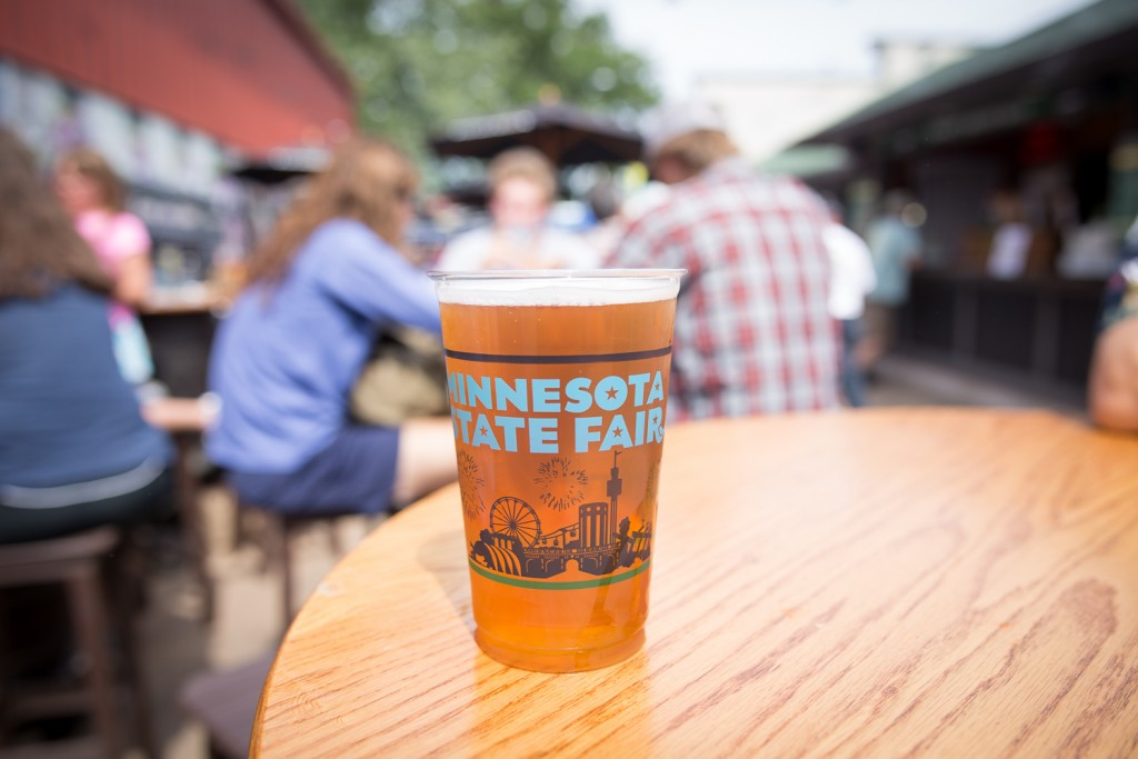 Lakes And Legends Sweet Corn Summer Ale at O'Gara's, Photo by Aaron Davidson // Growler Magazine