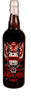 Surly Smoke Oak Aged Smoked Baltic Porter // Courtesy of Surly Brewing Company