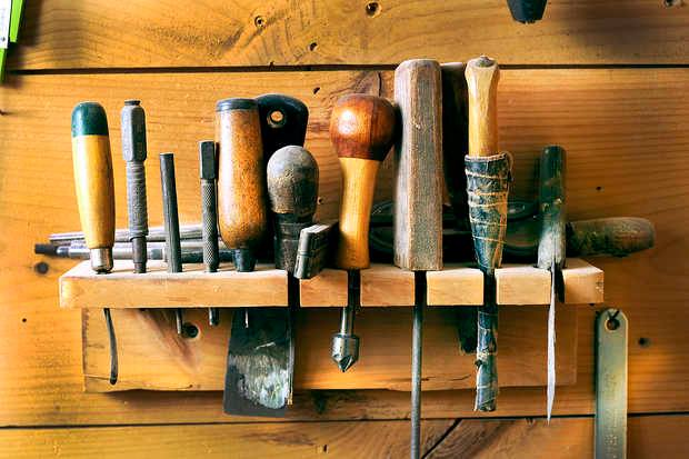 The Saint Paul Tool Library is coming soon to the Midway neighborhood // Photo via facebook.com/saintpaultoollibrary