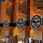 Upper Hand Brewery Tap Handles