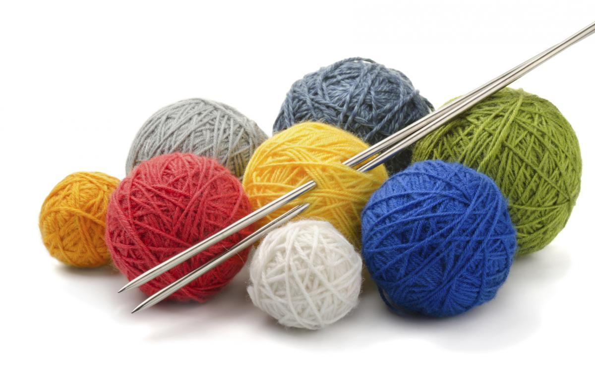 Knitting Is Just What The Doctor Ordered