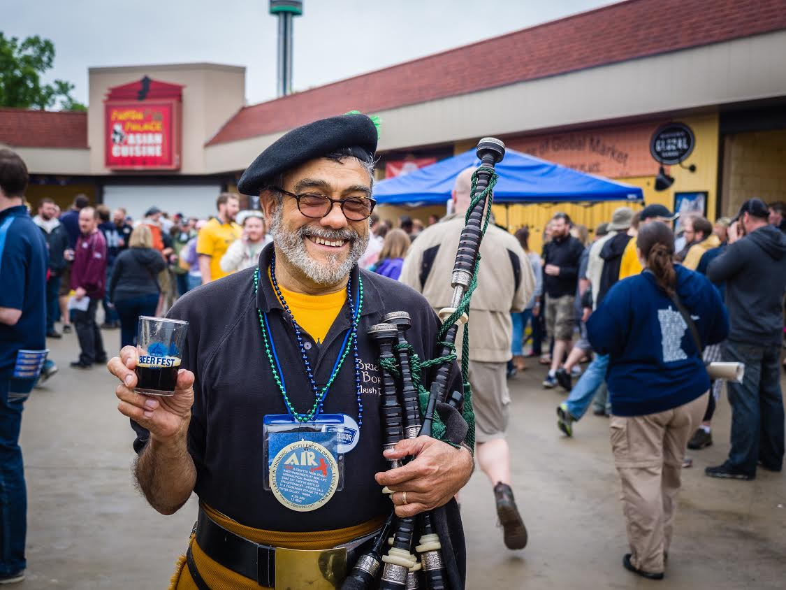 St. Paul Summer Beer Fest 2014 // Photo by Charles Awad