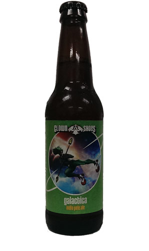 Clown Shoes Galatica IPA