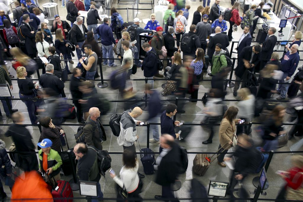 MSP is looking to streamline TSA checks and traveling in general by installing a new check point that is more efficient and spacious.