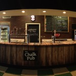 The Chalk Pub at Canterbury Park // Courtesy of Canterbury Park