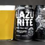 WarPigs makes it Minnesota debut of Lazurite IPA at the State Fair on August 24 // Photo courtesy of WarPigs USA Brewing