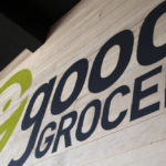 The Good Grocer sign // Photo courtesy Good Grocer Facebook
