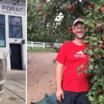 Jeff Zeitler, co-founder of Urban Forage Winery and Cider House is on a mission to plant apple trees in backyards of South Minneapolis // Photos via Urban Forage Winery and Cider House
