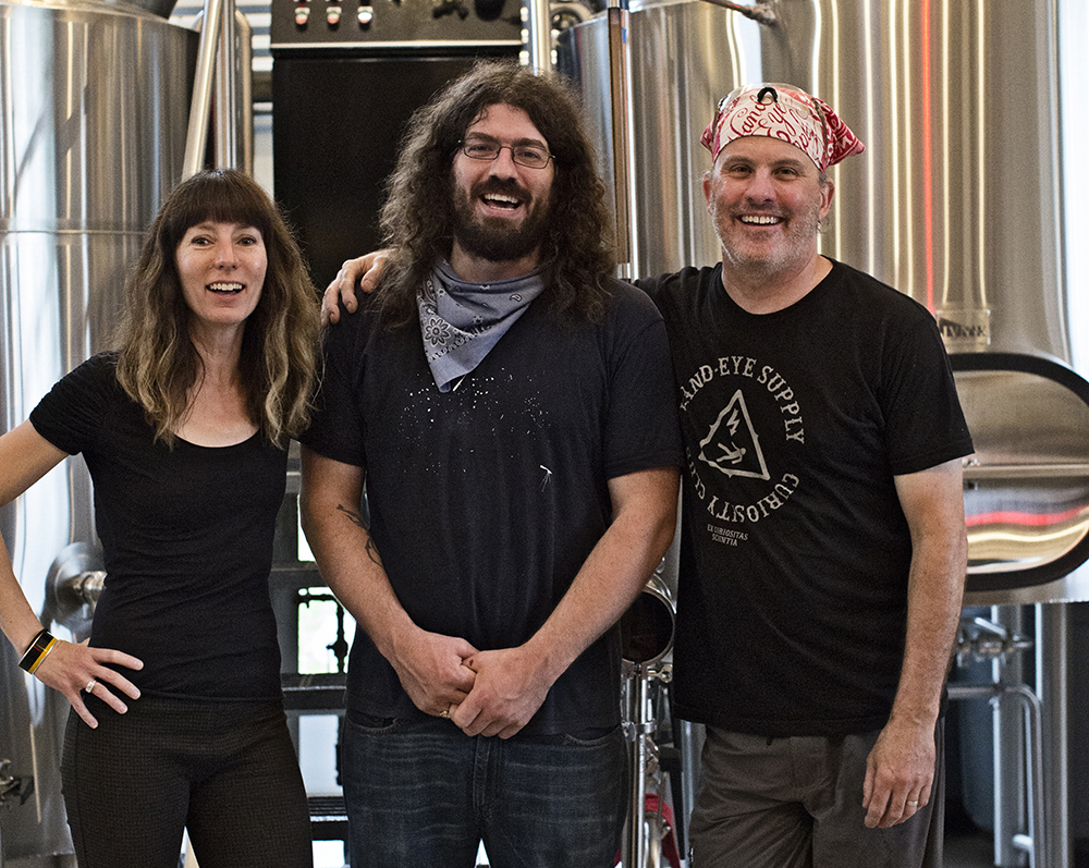 Photo courtesy Bang Brewing and Tattersall Distillery