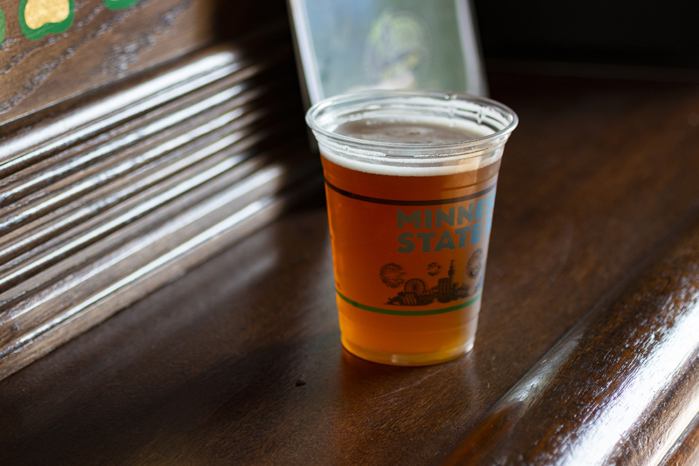 Surly Brewing Company's Gaelic Dark and Stormy // Photo by Aaron Job