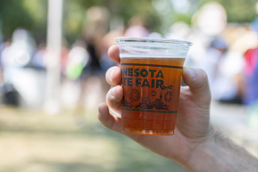 Lakefront Brewing Company's Funnel Cake Cream Ale // Photo by Aaron Job
