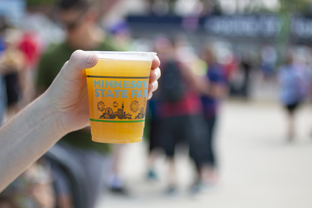Surly Brewing Company's Juicy LuluLucy // Photo by Aaron Job