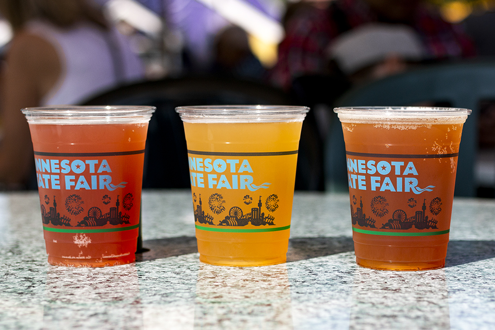 The Growler sampled all 27 new drinks at the 2018 Minnesota State Fair // Photo by Aaron Job