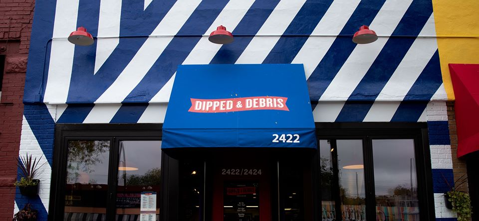 Dipped and Debris Opens