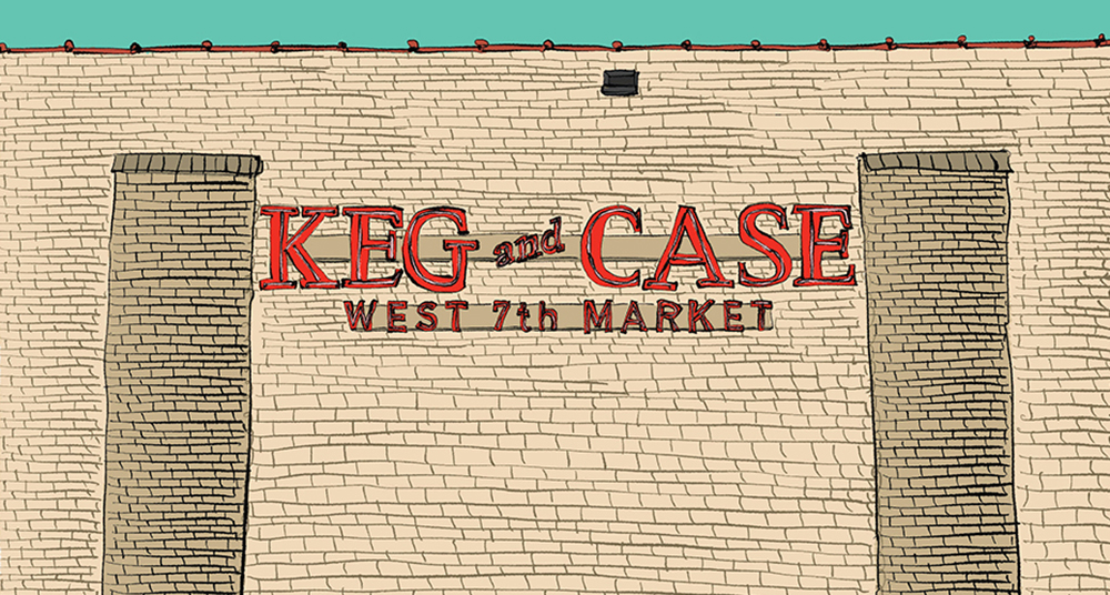 Keg and Case Opens