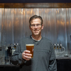 From garage, to bowling alley, to brewery taproom: Lazy Loon Brewing in Glencoe's path to opening (and surviving)