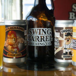Now Open: Swing Barrel Brewing Co. in Moorhead