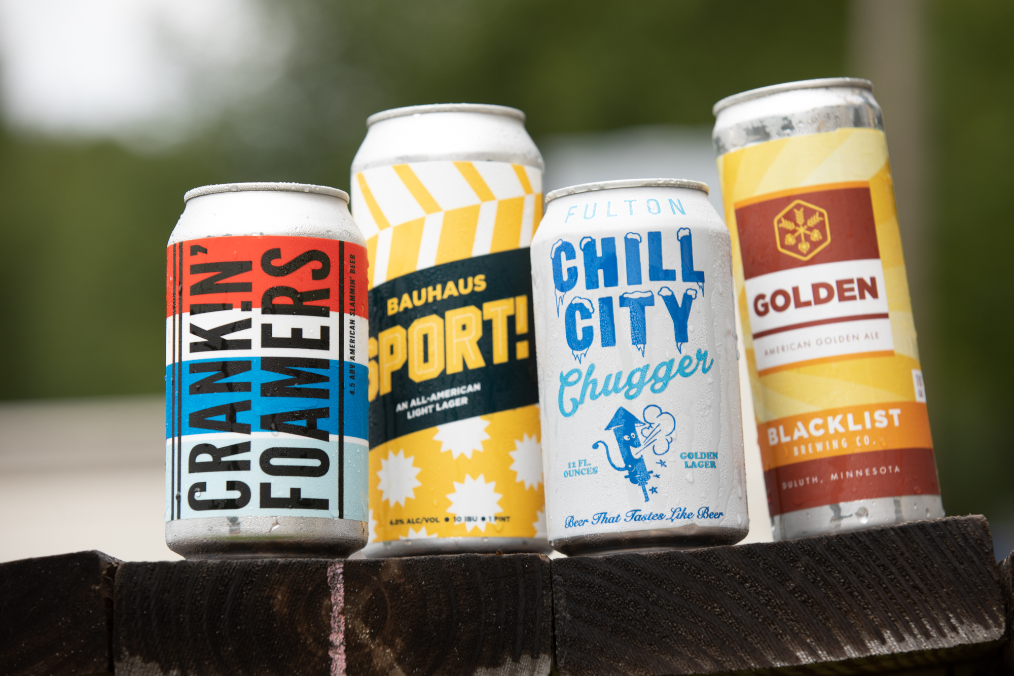 A new wave of light lagers and ales hitting the scene in Minnesota // Photo by Tj Turner
