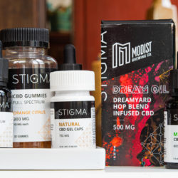 CBD, From Seed to Salve: Stigma, a Minneapolis-based CBD store, emphasizes its supply chain and local pedigree