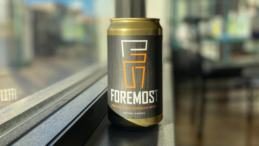 Now Open: Foremost Brewing Cooperative in Owatonna