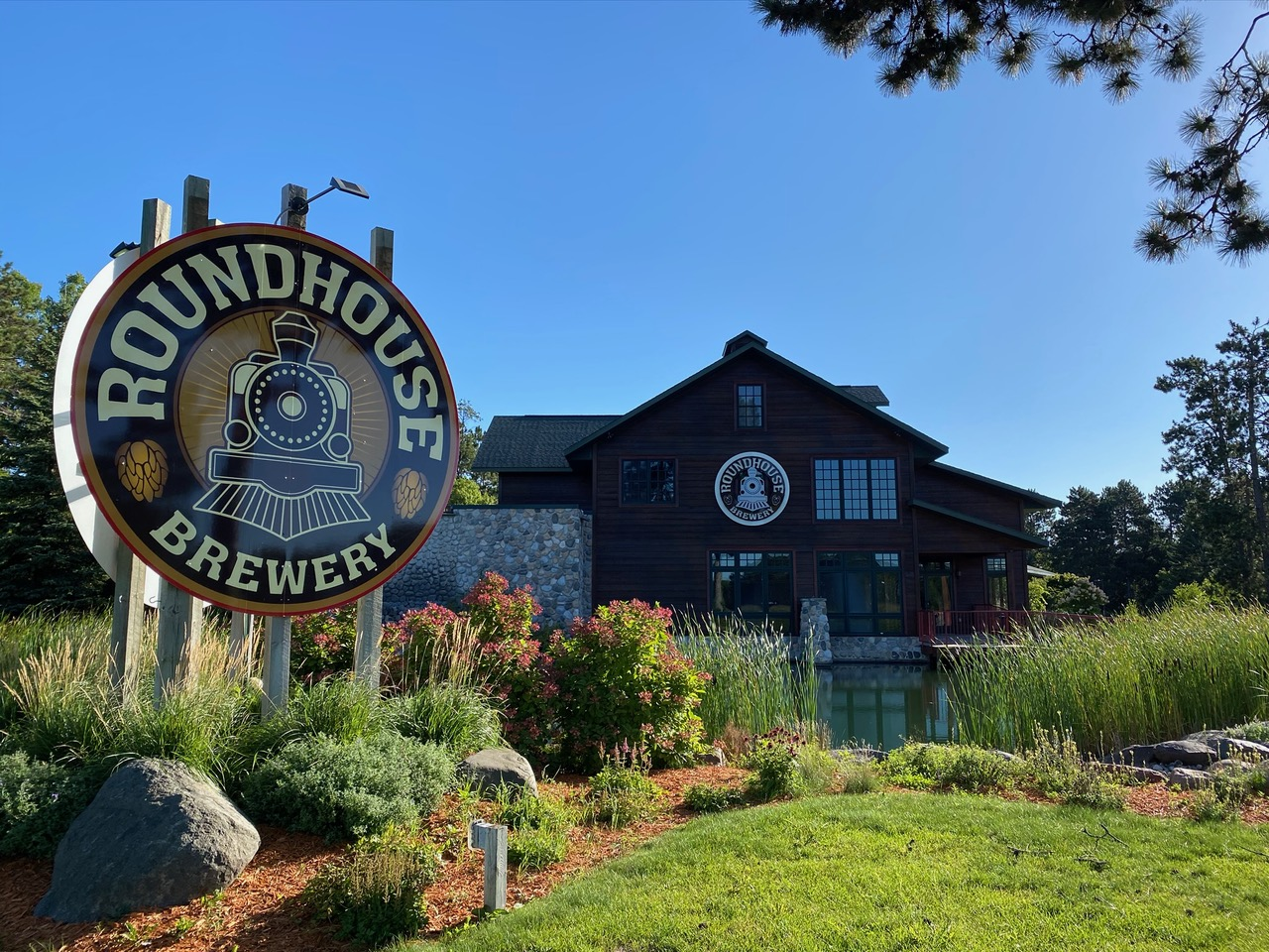 Now Open: Roundhouse Brewery's new Nisswa location